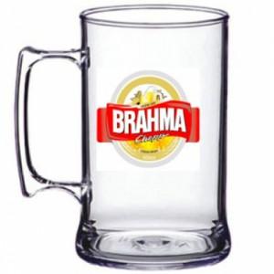 Caneca Acrílica da Brahma